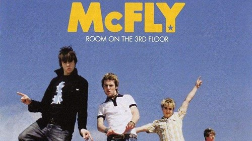【McFly】Party Girl钢琴谱
