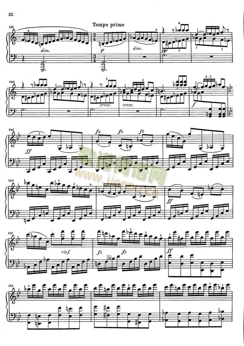 克莱门蒂g小调钢琴奏鸣曲1-9(其他)6