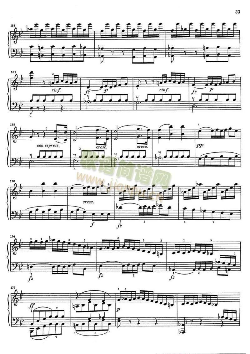 克莱门蒂g小调钢琴奏鸣曲1-9(其他)7